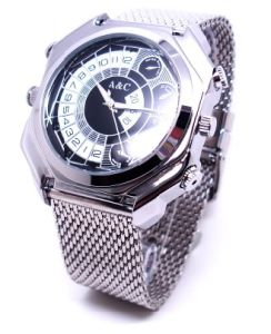 Waterproof Mini Camera Watch 1080p Video Recorder Sound Control Night Vision 4GB-16GB (QT-IRV009) pictures & photos