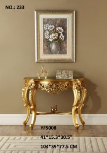 Antique Style Decor Furniture Console Table pictures & photos