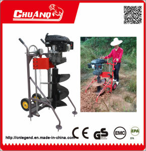 Hand Push Earth Auger pictures & photos