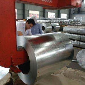 0.25mm Hot Dipped Galvanized Steel Coil for Roofing Sheet pictures & photos