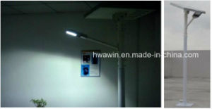 30W Solar Integrated Street Light pictures & photos