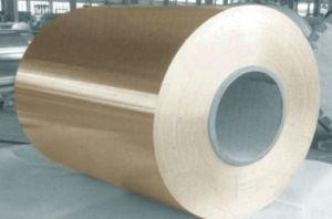 0.21-1.5mm PE or PVDF Prepainted Aluminum Coil pictures & photos
