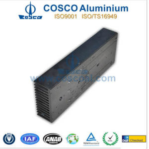 Aluminum/Aluminium Heat Sink for Machinery with RoHS and Reach pictures & photos