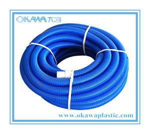 China 38mm Swimming Pool Vacuum Cleaning Suction Hose In Eva China Vacuum Hose Cleaner Hose