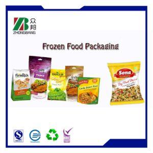 Food Grade Flexible Frozen Food Packaging Bag pictures & photos