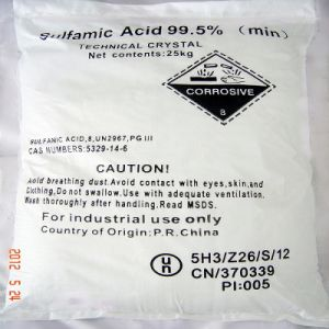 Sulphamic Acid 99.5% and 99.8% pictures & photos