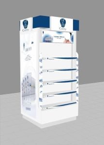 Luxury Acrylic Skin Care Display Stand