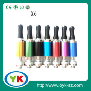 2014 X6 Removable Clearomizer for EGO Electronic Cigar
