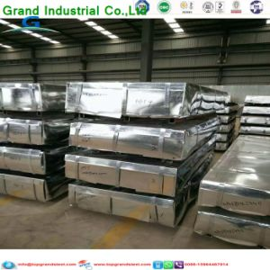 Galvanized Steel Coil Sheet Corrugated Roofing Sheets 0025 pictures & photos