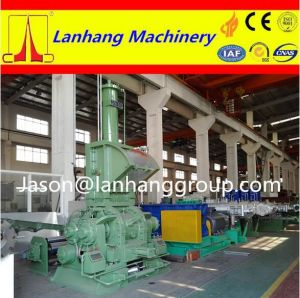Best Selling Lanhang Lh-200y Rubber Banbury Mixer pictures & photos