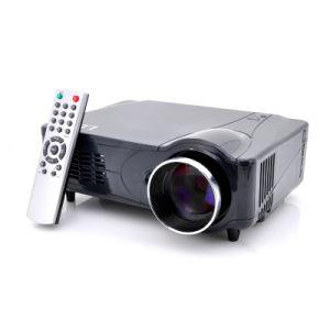 LED Home Theater Projector - HDMI, VGA, AV, Yprpb