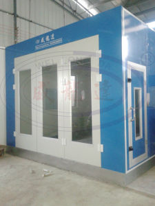 Car Spray Booth Wld9200 pictures & photos
