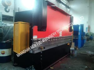 Wc67y-125t/4000 Hydraulic Press Brake, Hydraulic Bender
