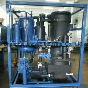 Water Cooled Tube Ice Machine 25t/24hrs Ice Plant (Shanghai Factory) pictures & photos