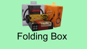 Folding Box with UV Printing pictures & photos