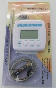 TA238 Digital Thermometer & Timer&Portable Thermometer pictures & photos