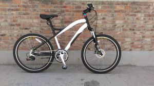 26 Inch 24 Speed Good Quality Aluminum Alloy Mountain Bicycle (YK-MTB-038)