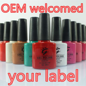 134 Colours High Glossy Long Lasting Gel Polish pictures & photos