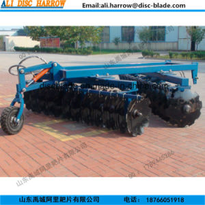 1bz (BX) Series of Semi-Mounted Heavy-Duty Disc Harrow for Algeria Market 2017 on Promotion pictures & photos