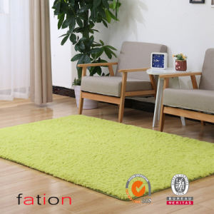 Home Decorator Modern Shag Area Rugs Super Soft Solid Living Room Carpet pictures & photos