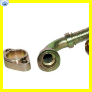 Hose Fitting 45 Degree SAE Flange 6000 Psi 87643-24-20 pictures & photos