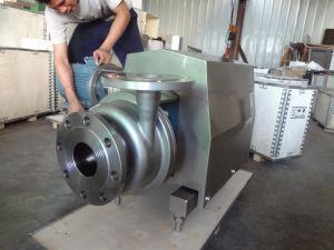 Food Sanitary Centrifugal Water Pump pictures & photos