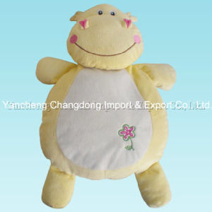 Plush Cute Hippo Cushion with Soft Material pictures & photos