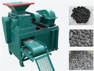 Extruding Briquette Machine by Two Rollers for Coal Powder, Coke Powder pictures & photos