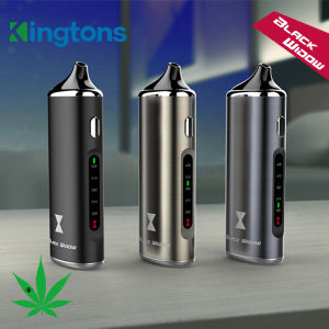 2016 Best Selling Portable Ceramic Herb Vaporizer Black Widow Vaporizer From Kingtons pictures & photos