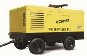 Portable Diesel Compressor (30-160KW) pictures & photos
