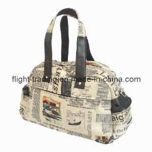 Nylon Waterproof Foldable Shouulder Handbag pictures & photos