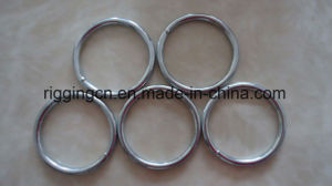 Self Colour Welding Round Ring pictures & photos
