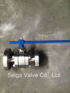 Three Stage Forged Steel Ball Valve