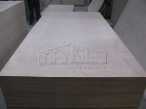 2.7-18mm Okume Bb/Cc Pop/Combi/Hardwood Core-Commercial Plywood