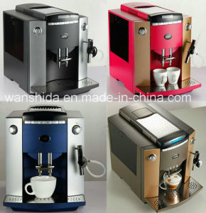 Cafe Barista Espresso Maker Bean Machine