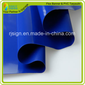 PVC Coated Trapulin for Curtain Side pictures & photos