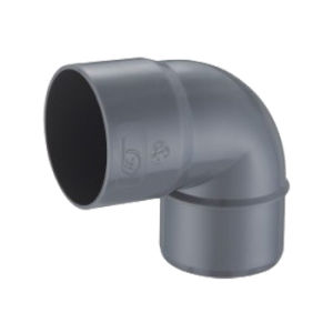 PVC 90 Deg Elbow (DIN) (E01) pictures & photos