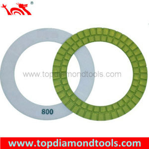 "Diameter 7"" Edge Ring Polishing Pads for Concrete pictures & photos"