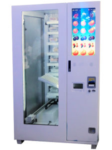 Boxed Food Vending Machine (KM008) pictures & photos