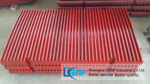 Jaw Plate of PE Pex Jaw Crusher pictures & photos