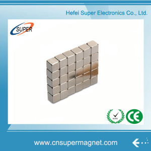 Customized N40 Strong Neodymium Block Magnets pictures & photos