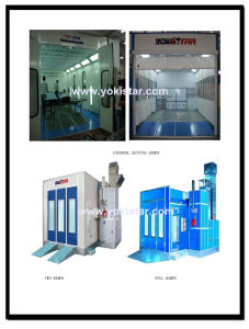 Auto Powder Booth Car Painting Powder Coating Machine pictures & photos