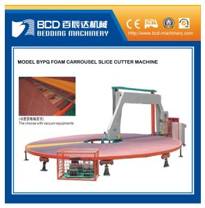 Foam Disc Slice Cutting Machine (BYPQ) pictures & photos