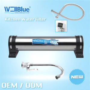 Household Water Filters Ss 304 1000L/H with 3PCS Hoses (L-KF101)