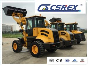 Crx1540 1.5 Ton Mini Loader, Hjullastare, Csrex Loader pictures & photos