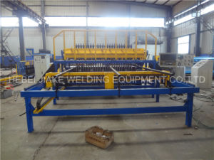 Concrete Reinforcing Welded Wire Mesh Netting Panel Welding Machine pictures & photos