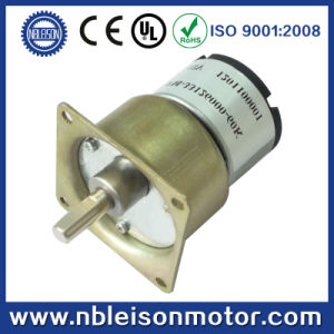 37mm 12V DC Micro Metal Gear Motor pictures & photos