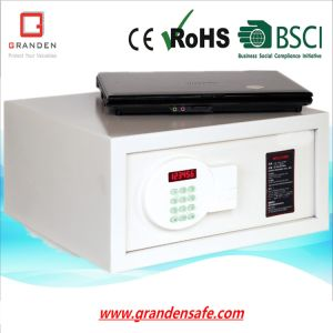Hotel Safe with Button Luminous (G-42BG) , Solid Steel pictures & photos