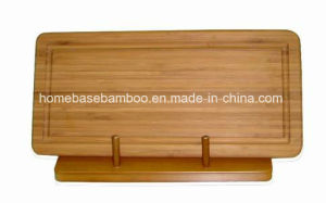 Bamboo Cutting Chopping Board (HGB-004) pictures & photos
