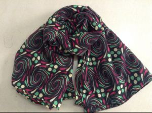 Yiwu Factory Muslim Wholesale Fashion Style The Headscarf 8 Color Voile Scarf pictures & photos